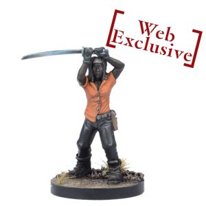 15 Mantic Points Model Michonne