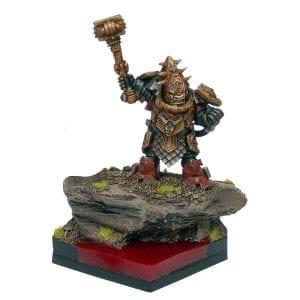 Abyssal Dwarf King