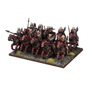 Forces of the Abyss Abyssal Horsemen Regiment