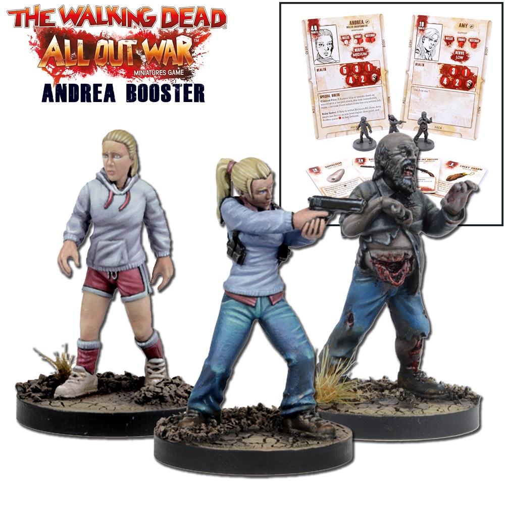 Andrea Booster