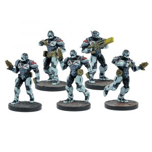 Enforcers Breach And Eradicate Upgrade pack