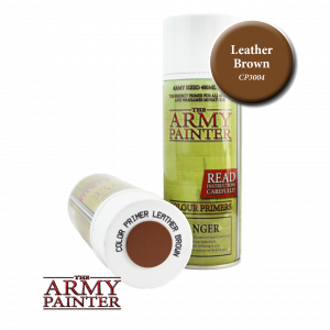 Army Painter Colour Primer Leather Brown