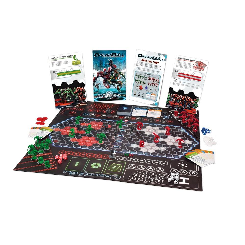 DreadBall Core Game Second Edition