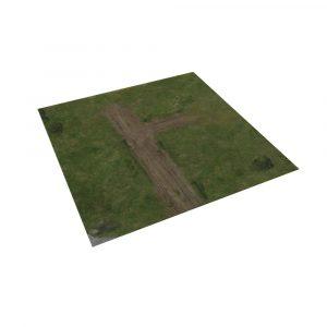 Neoprene Deluxe Mat Greene Farm