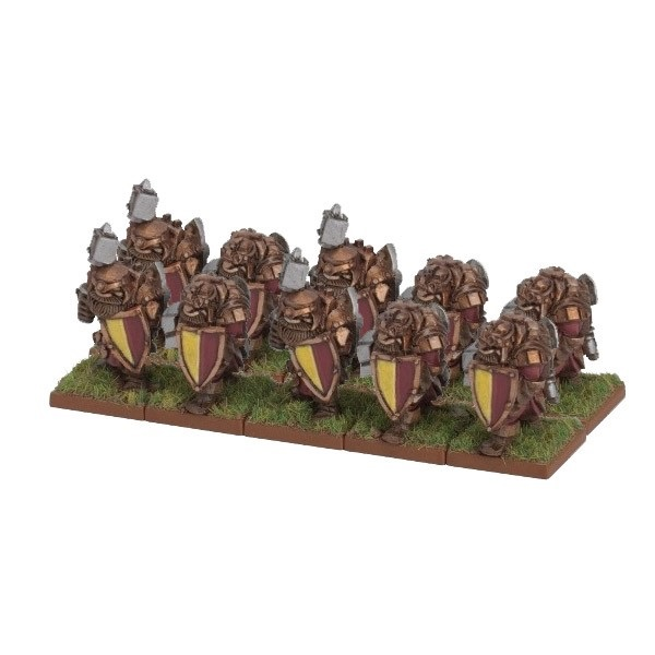 Dwarf Ironguard Troop