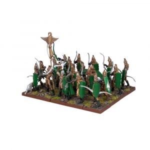 Elves Bowmen Regiment
