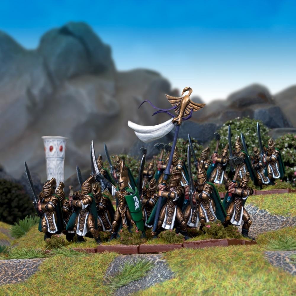 Elves Palace Guard Regiment