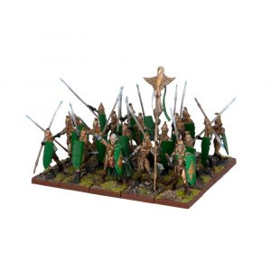 Elves Spearmen Regiment