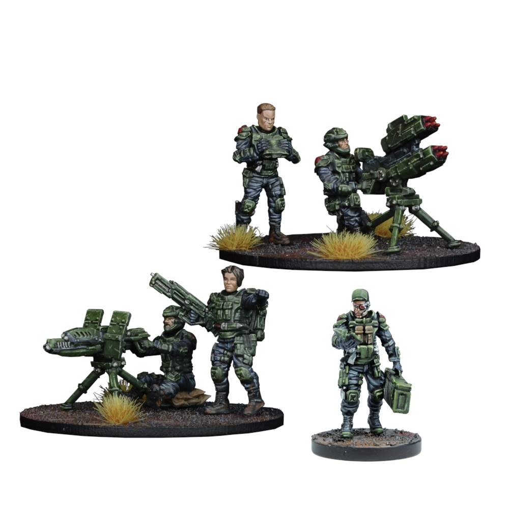 GCPS Anti Tank Weapons Teams