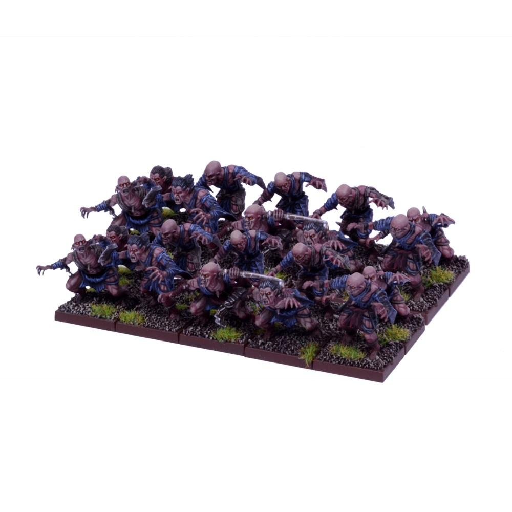 Undead Ghoul Regiment
