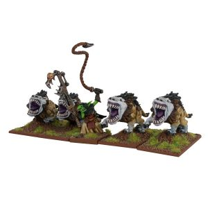 Goblin Mawbeast Pack Troop