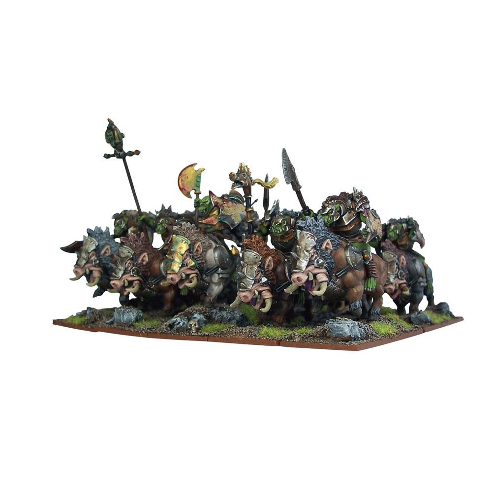 Orc Gore Rider Regiment