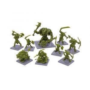 Green Rage Miniature Set