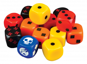 Hellboy:The Board Game – Dice Booster
