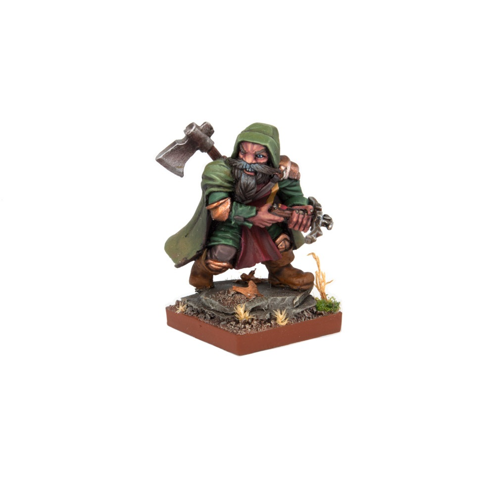 Dwarf Herneas the Hunter