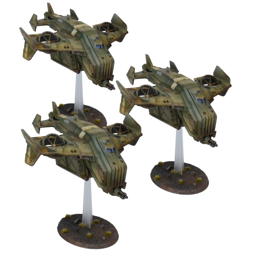 GCPS Hornet Wing