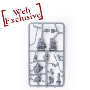 Plastic Frame Dwarf Ironbelcher Crew