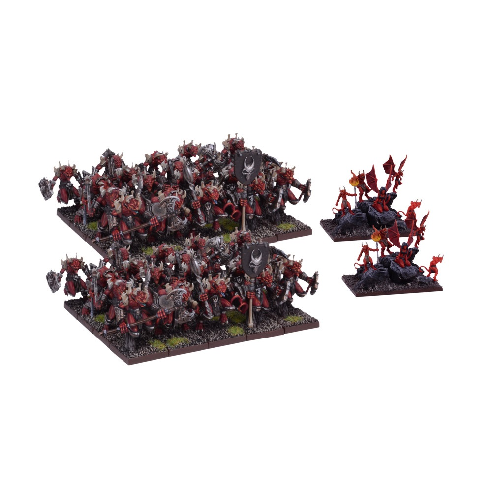 Forces of the Abyss Lower Abyssal Horde