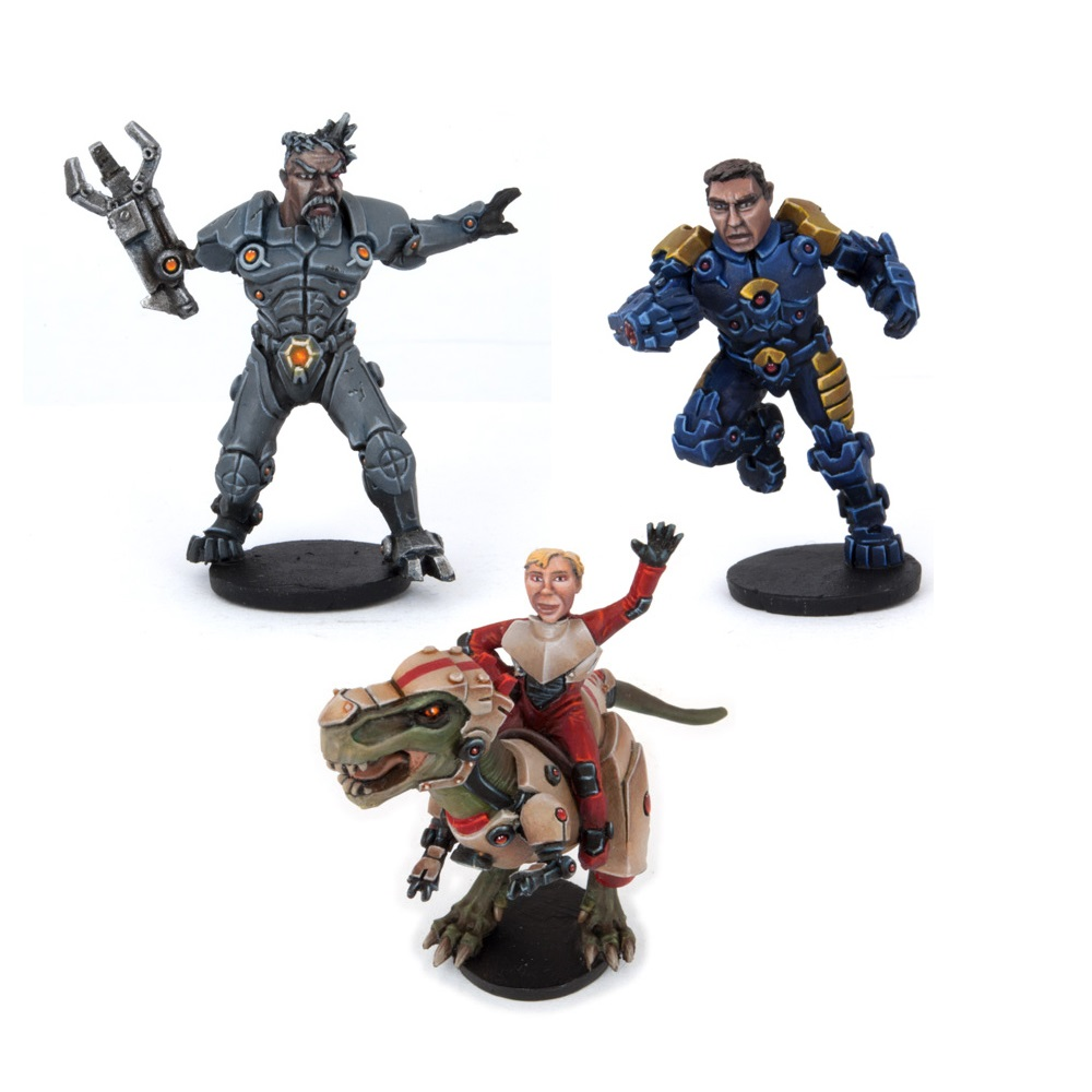 All Stars Manticore Showboaters MVP Pack