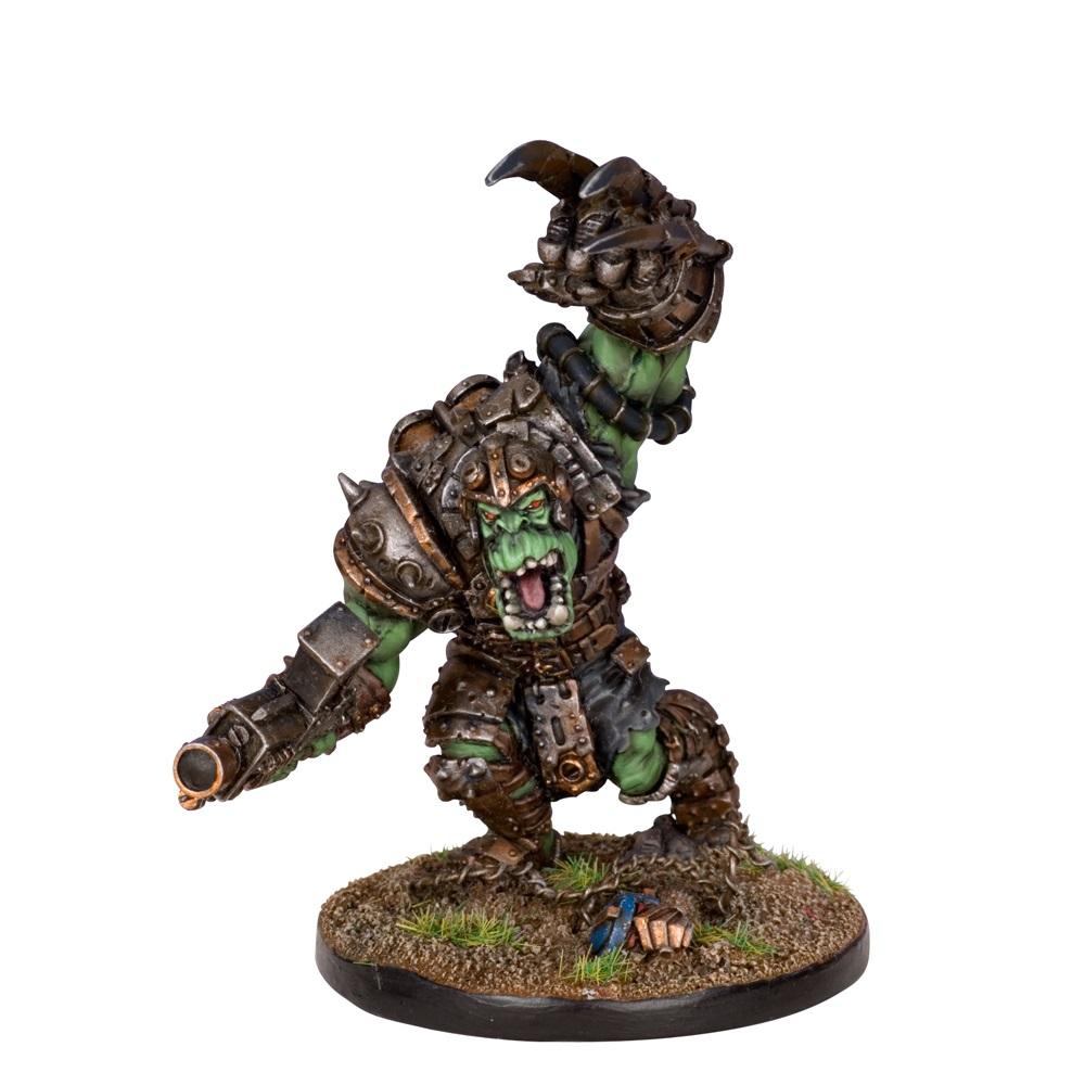Marauder Mercenary Warlord