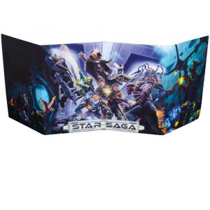 Nexus Screen for Star Saga