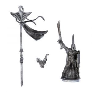 Metal Elf Palace Guard Command Sprue