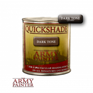 Army Painter Quickshade, Dark Tone