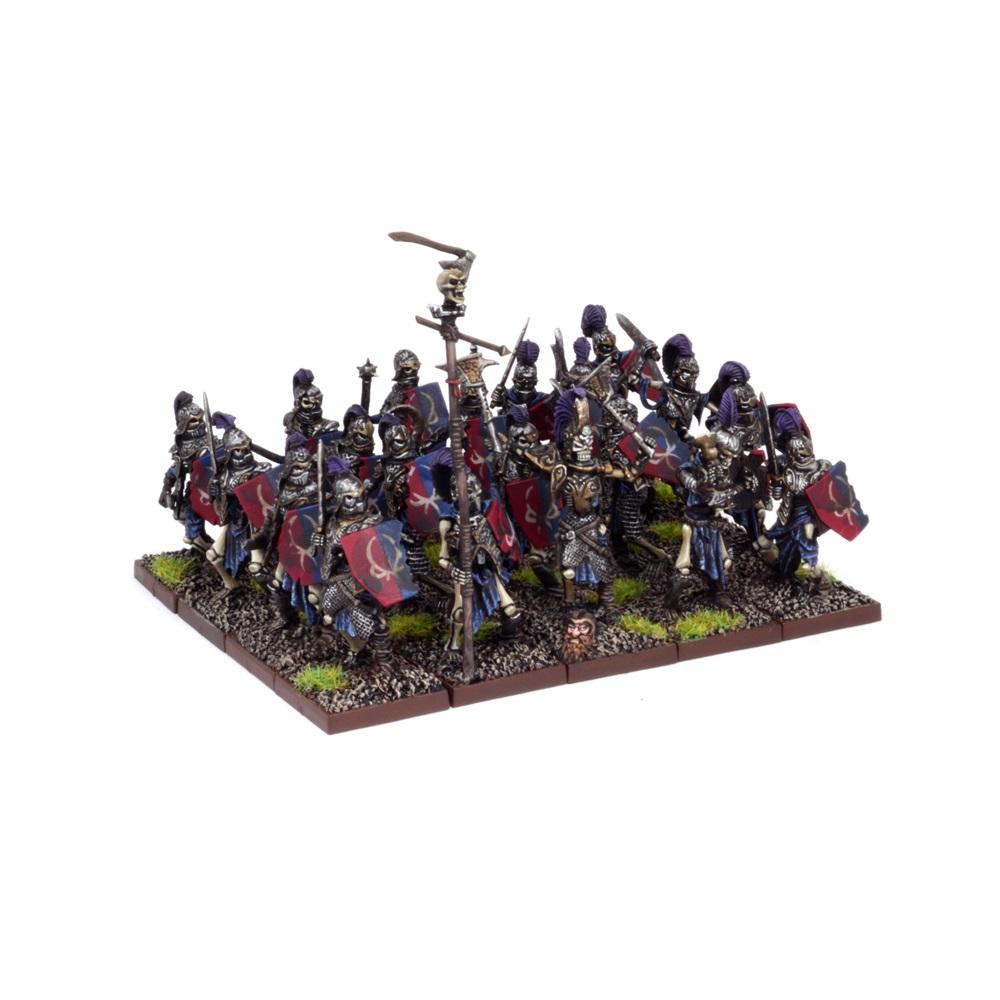 Undead Revenant Regiment