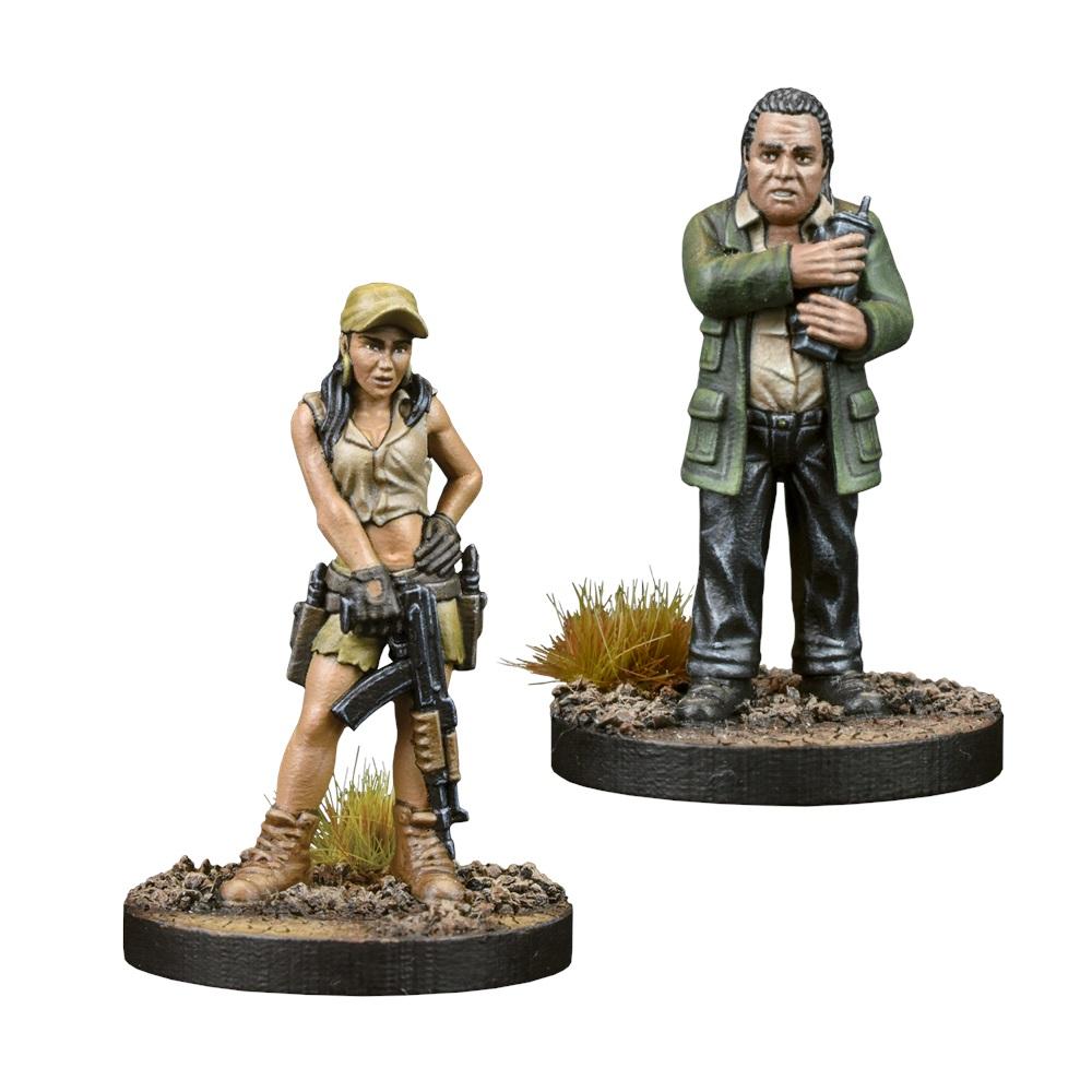 Rosita & Eugene Booster