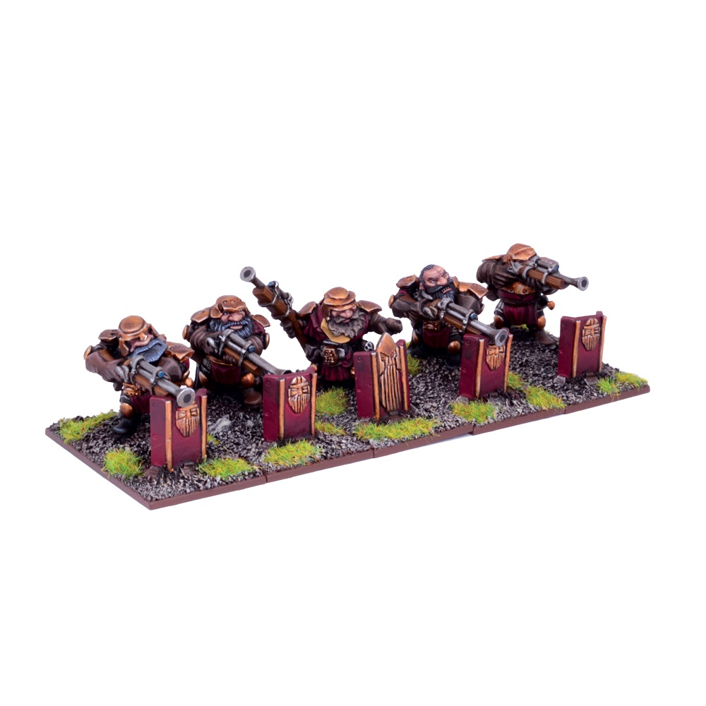 Dwarf Sharpshooters (Troop)