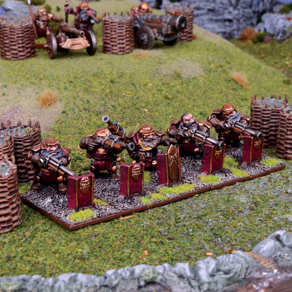 Dwarf Sharpshooters (Troop)