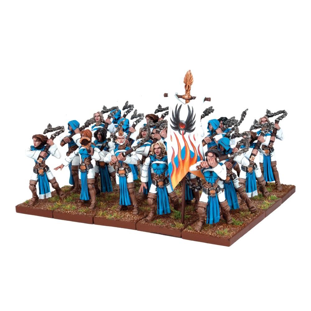 Basilean Sisterhood Regiment