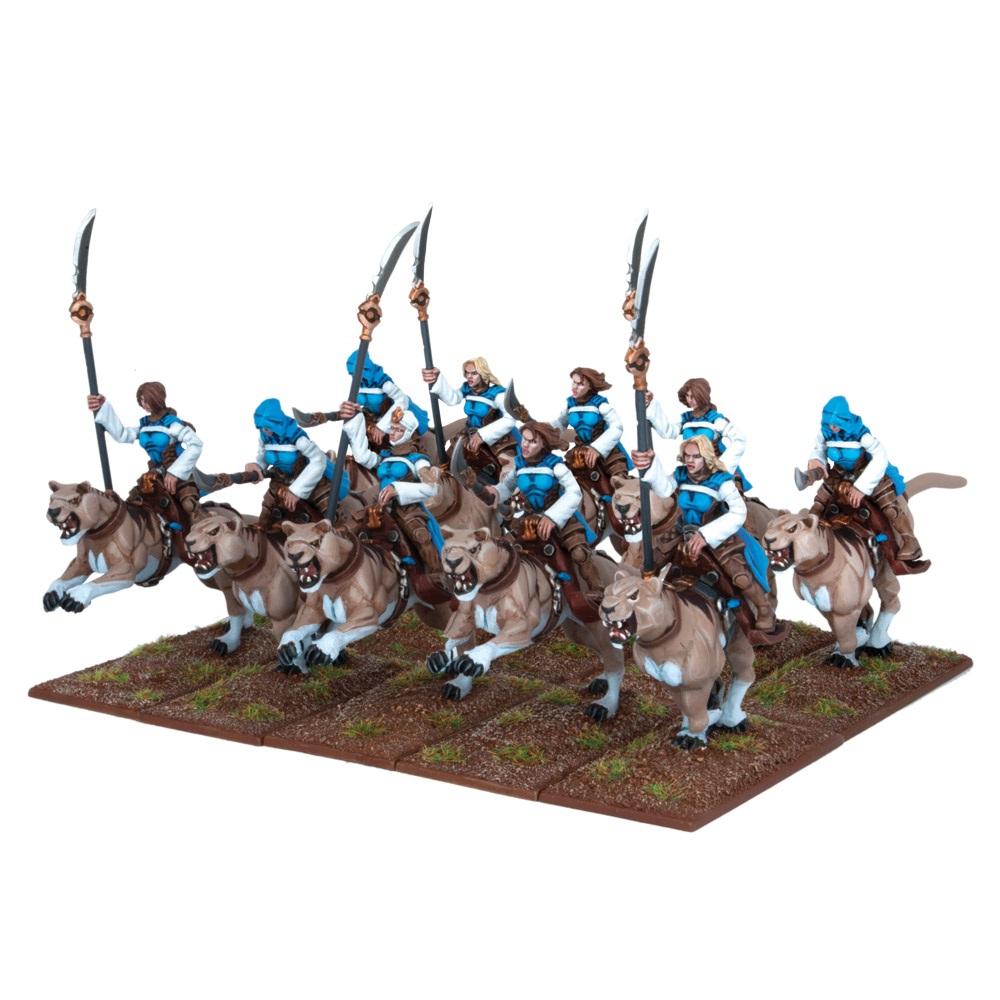 Basilean Sisterhood Panther Lancer Regiment