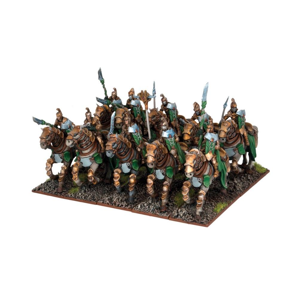 Elves Stormwind Cavalry Regiment