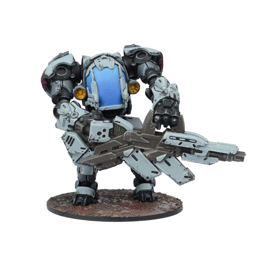 Enforcer Strider with Burst Laser