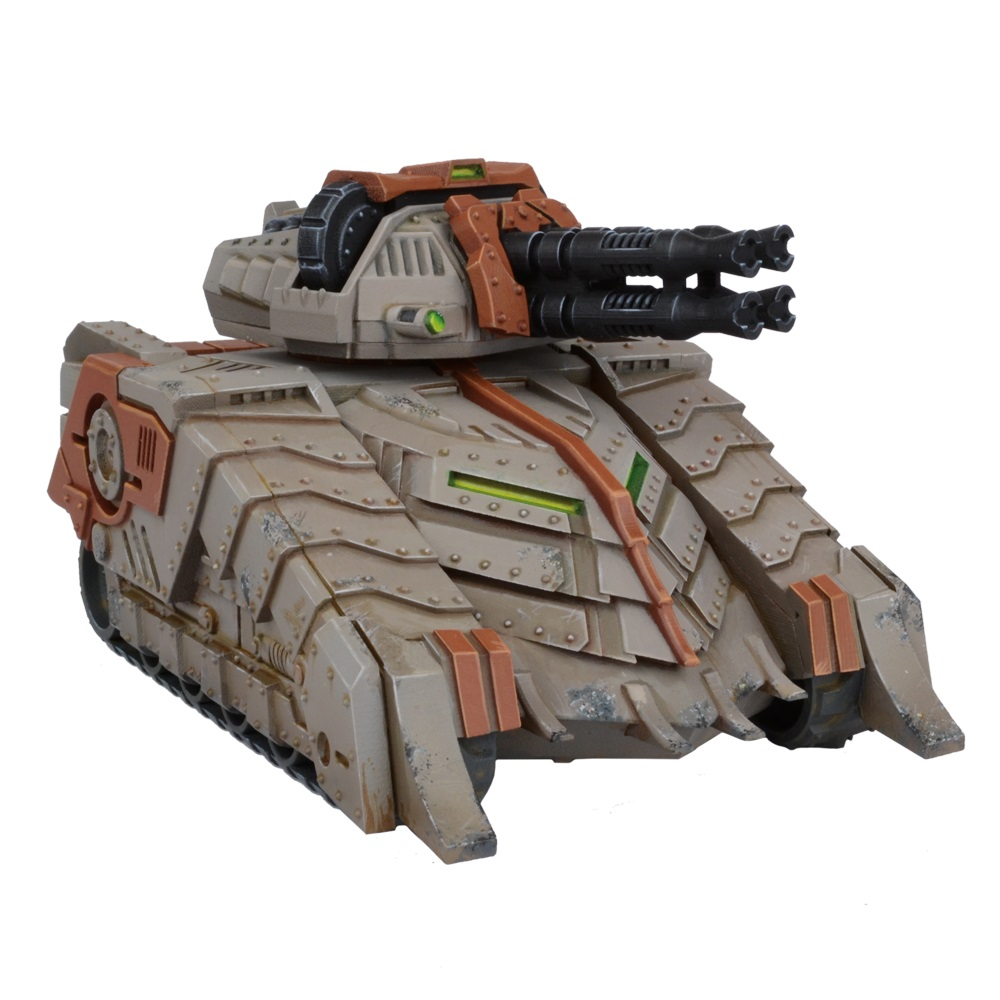 Forge Fathers Sturnhammer Battle Tank