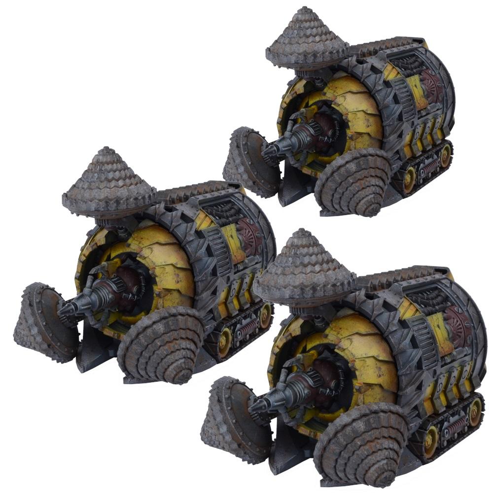 Veer-myn Tunnelling Pack