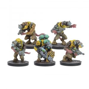 Veer-myn Night Crawlers