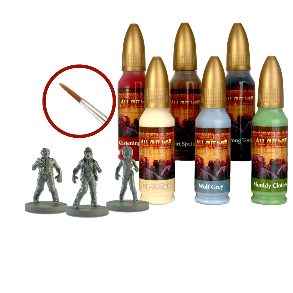 Walker Paint Set