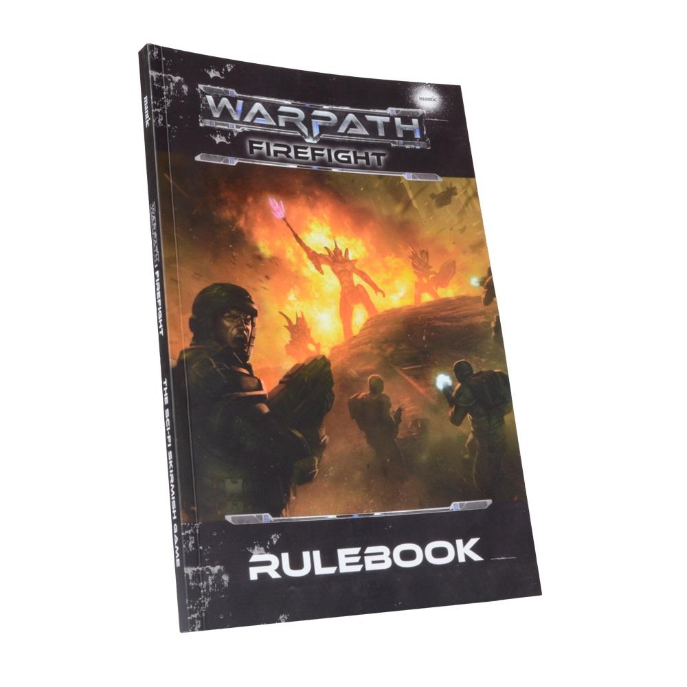 Warpath Rulebook Collection Digital