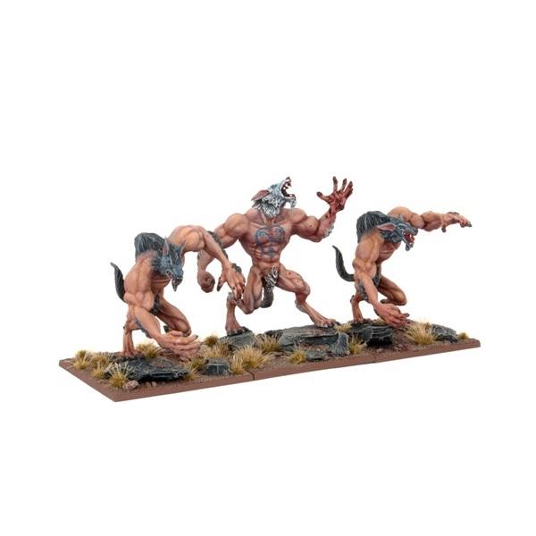 Undead Werewolves Regiment