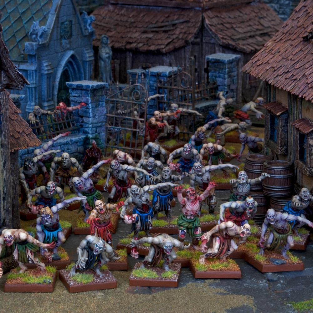 Undead Zombie Horde