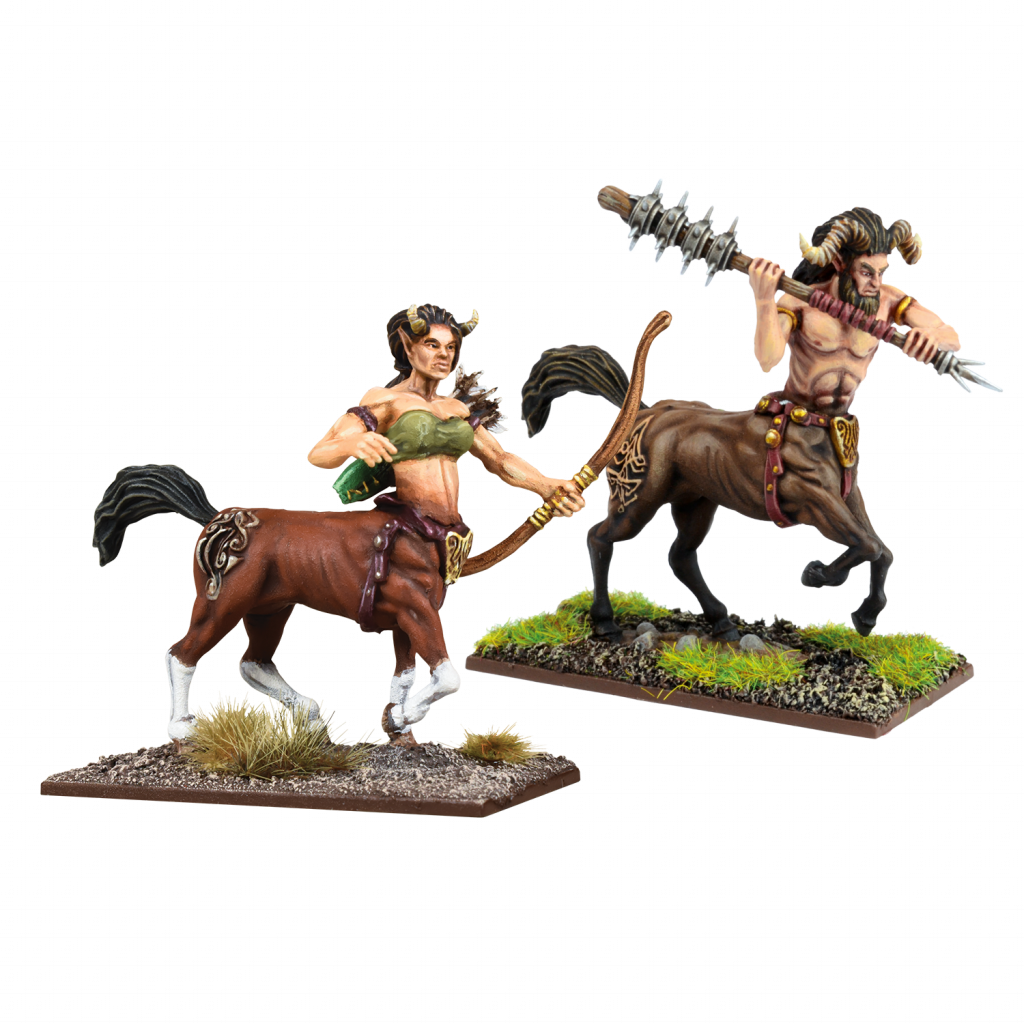 Forces ofNature Support Pack: Centaurs