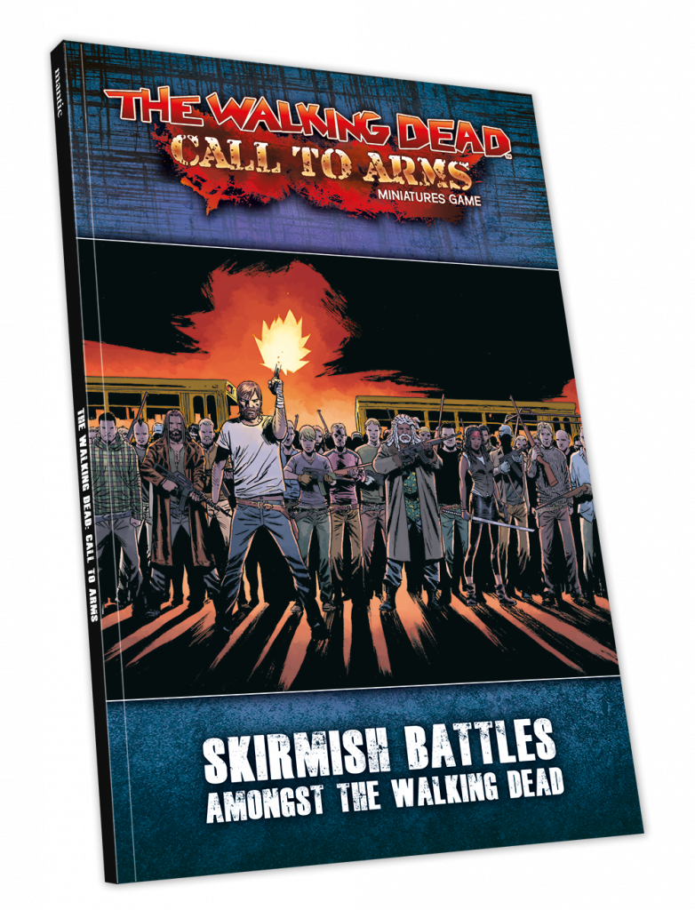 The Walking Dead: Call to Arms Rulebook (Digital)