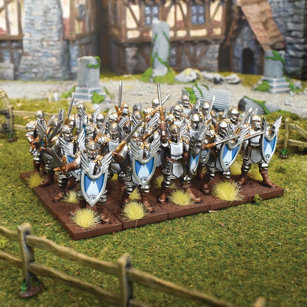 Basilean Men-At-Arms Regiment (2019)