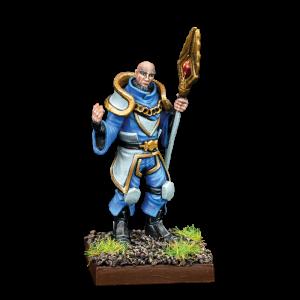 Basilean War Wizard