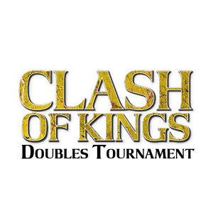 CLASH OF KINGS DOUBLES TICKET 2020