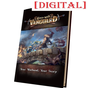 Kings of War Vanguard – Digital Rulebook