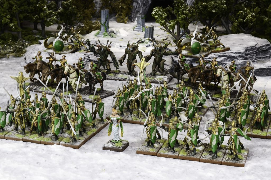Elf Mega Army (2017)