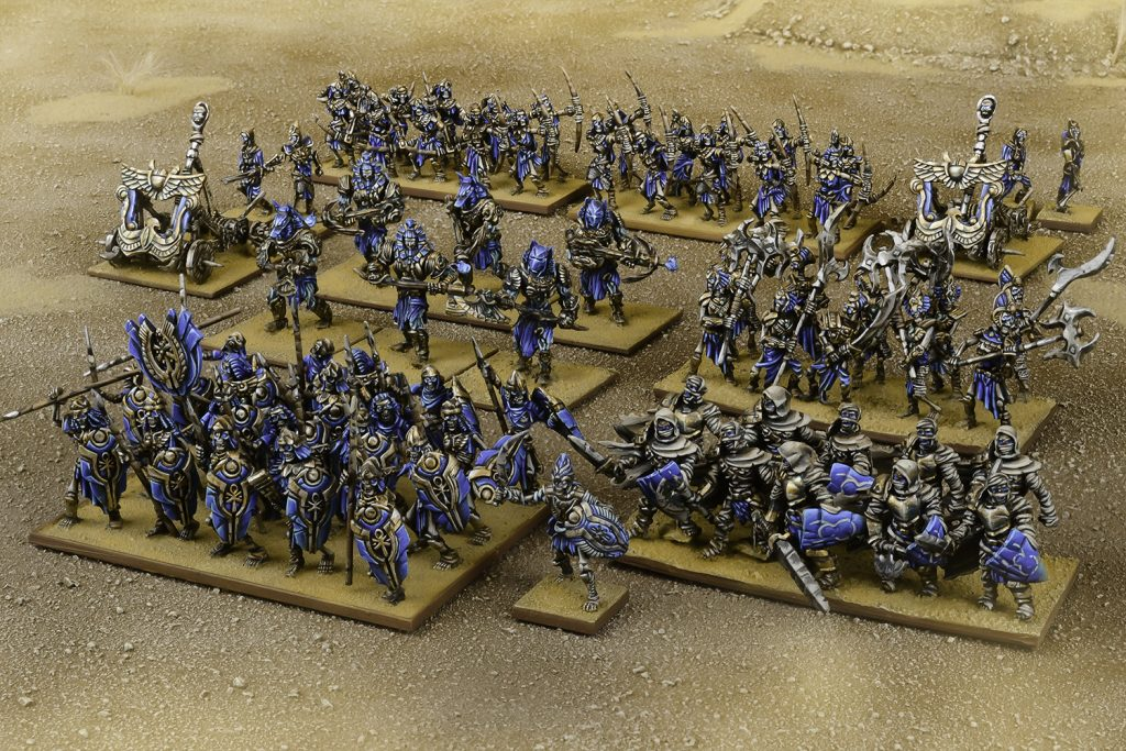 Empire of Dust Mega Army (2017)